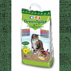 Cliffi Green Toilet-Lettiera vegetale per gatti