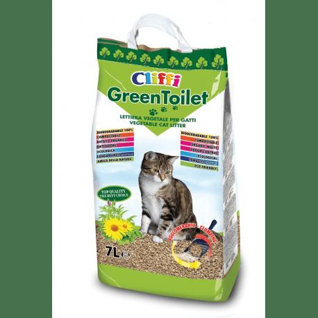 Cliffi Green Toilet Lettiera Vegetale Per Gatti Acquista On Line