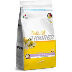 Trainer Natural Maturity Mini crocchette per cani