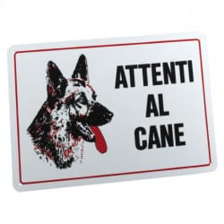 Ferplast Cartelli-Attenti al cane
