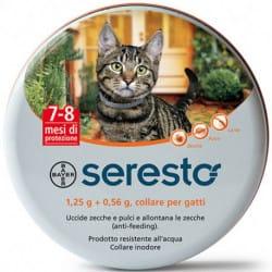 Bayer Seresto collare antiparassitario per gatti