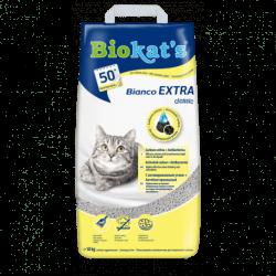 Biokat's Bianco Extra Classic lettiera in argilla per gatti