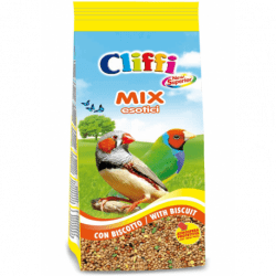 Cliffi New Superior Mix alimento per uccelli esotici