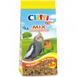 Cliffi New Superior Mix alimento per parrocchetti