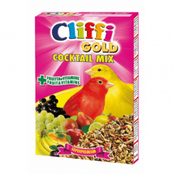 Cliffi Cocktail Mix alimento per canarini