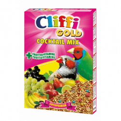 Cliffi Cocktail Mix alimento per uccelli esotici