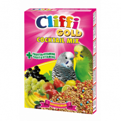 Cliffi Cocktail Mix alimento per pappagallini