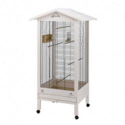 Ferplast Hemmy-Voliera in legno per uccelli