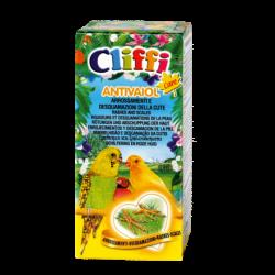 Cliffi Antivaiol-Dermocosmetico per uccelli