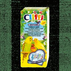 Cliffi Cantopiù alimento per canto degli uccelli