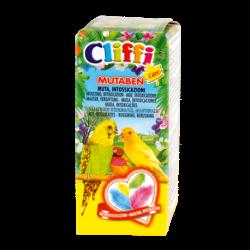 Cliffi Mutaben alimento muta degli uccelli