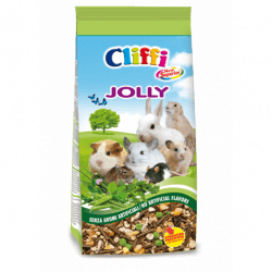 Cliffi Jolly alimento per piccoli roditori