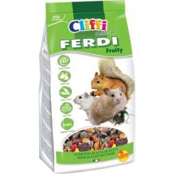 Cliffi Ferdi Fruity alimento per roditori