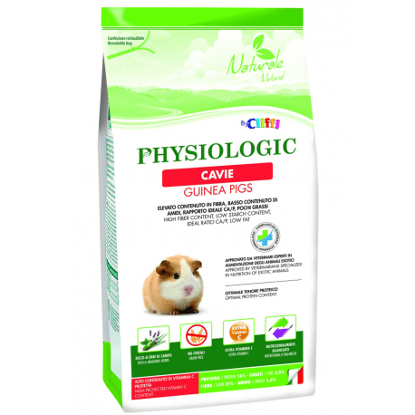 Cliffi Physiologic-alimento per cavie