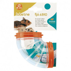 Ferplast FPI 4810-Curve tubo per criceti