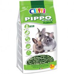 Cliffi Pippo Baby Prebiotic alimento completo per conigli nani