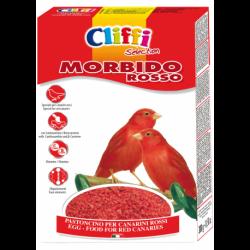 Cliffi Morbido Rosso pastoncino per canarini