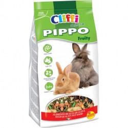 Cliffi Pippo Fruity alimento completo per conigli nani
