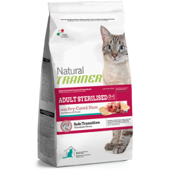 Trainer Natural Adult Sterilised crocchette per gatti