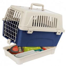 Ferplast Atlas 10 Organizer Open-Trasportino gatti e cani