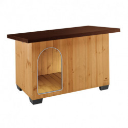 Ferplast Baita-Cuccia per cani in legno