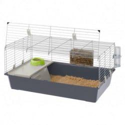 Ferplast Rabbit 100-Gabbia per conigli e porcellini d'india