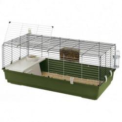 Ferplast Rabbit 120-Gabbia per conigli e porcellini d'india