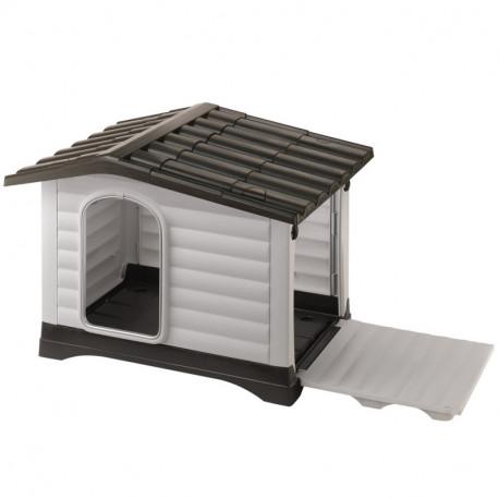 Ferplast Dogvilla-Cuccia per cani in resina termoplastica