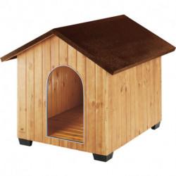 Ferplast Domus-Cuccia per cani in legno
