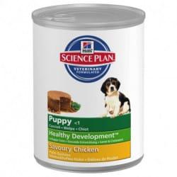Hill's Science Plan Puppy Healthy Development umido in lattina