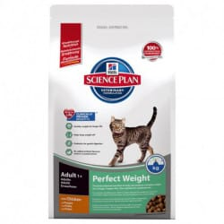 Hill's Science Plan Feline Adult Perfect Weight in crocchette