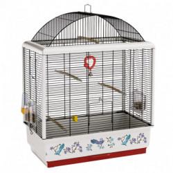 Ferplast Palladio 4 Decor-Gabbia per uccelli piccoli