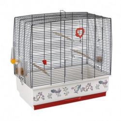 Ferplast Rekord 4 Decor-Gabbia per uccelli piccoli