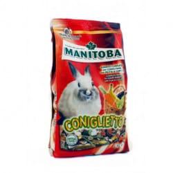 Manitoba Coniglietto-alimento per conigli nani