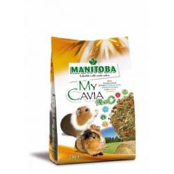 Manitoba My Cavia C Plus-alimento per cavie peruviane
