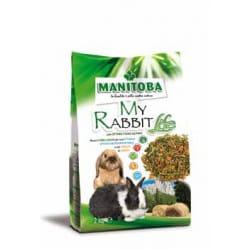 Manitoba My Rabbit Life-alimento per conigli nani