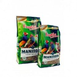 Manitoba Exotic Best Premium-alimento per uccelli esotici