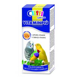 Cliffi Vitaminpiù-Alimento polivitaminico per uccelli