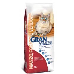 Nutrena GranForma Manzo Fegato e Verdure crocchette per gatti