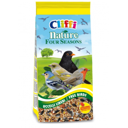 Cliffi nature four season-alimento per uccelli liberi