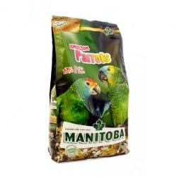 Manitoba Amazon Parrots-alimento per pappagalli amazzoni