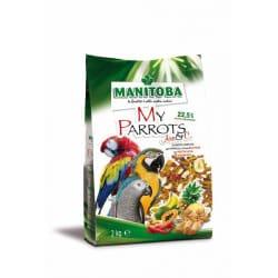 Manitoba My Parrots Ara & C-alimento per pappagalli