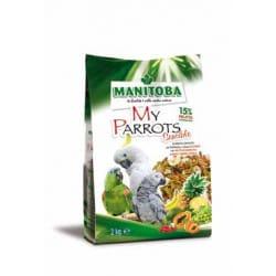Manitoba My Parrots Sensible-alimento per pappagalli