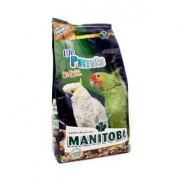 Manitoba Life Parrots-alimento pappagalli in sovrappeso