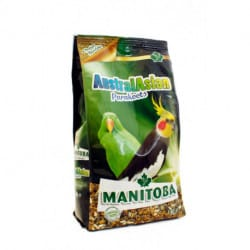 Manitoba Australasian Parakeets-alimento per parrocchetti australiani