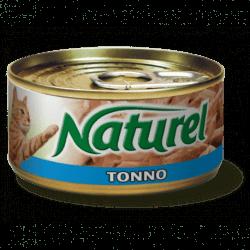 Naturelcat lattina 70gr alimento umido per gatti
