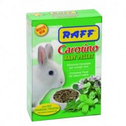 Raff Carotino Baby Pellet-alimento per conigli nani