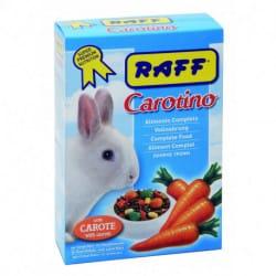 Raff Carotino-alimento per conigli nani