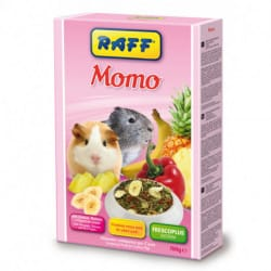 Raff Momo-alimento per cavie
