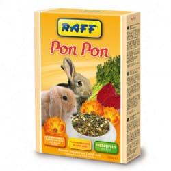 Raff Pon Pon-alimento per conigli nani